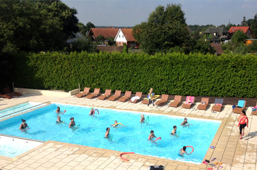 Kursprogramm indoor und outdoor im Sculpt Fitness