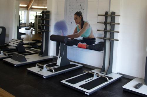Flexx-Zirkel für mehr Mobilität im Sculpt Fitness